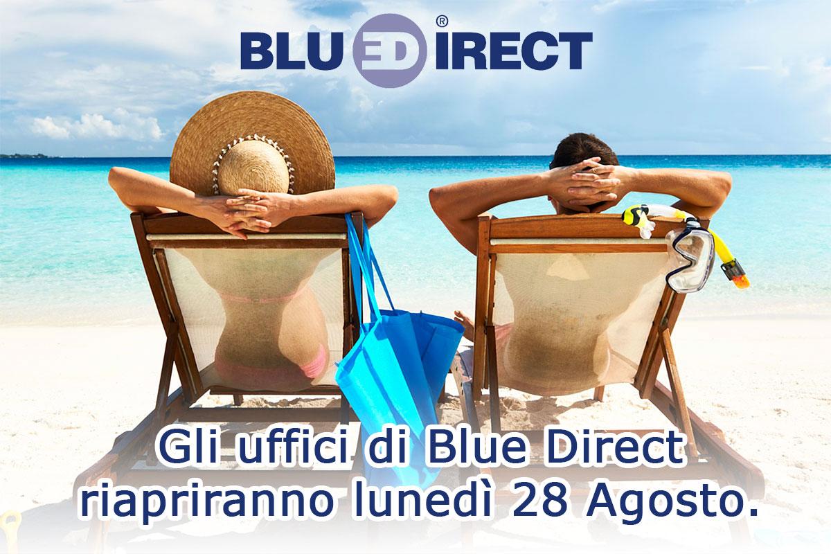 ferie-bluedirect-agosto-2017