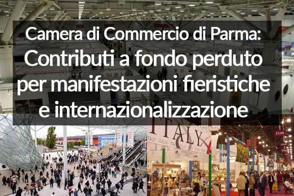 Camera di Commercio di Parma: Contributi a fondo perduto su Tecnologie Impresa 4.0 ed Internazionalizzazione