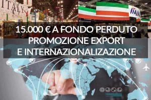 Emilia Romagna: Promozione export e internazionalizzazione intelligente
