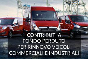 Regione Lombardia – Incentivi per il rinnovo dei veicoli commerciali
